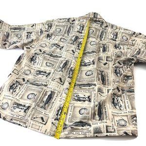 Columbia Shirts - Columbia Short Sleeve Fishing Shirt Button Down